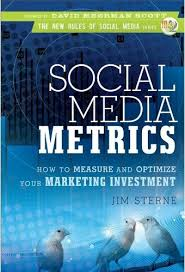 Carti de marketing: Social Media Metrics