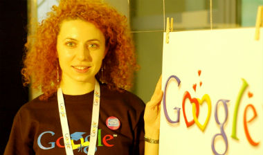 Elena Dobre primul curs de marketing pin Google