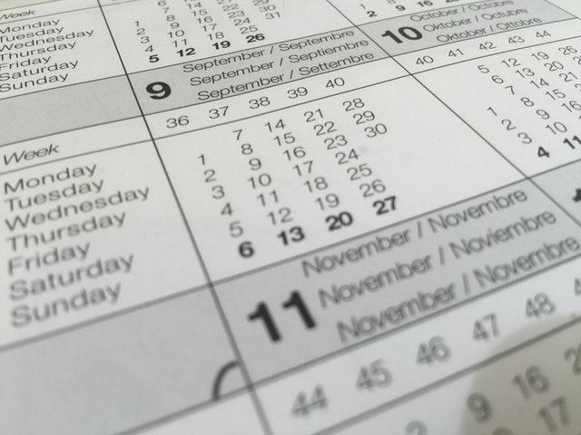 Date cheie December Board
